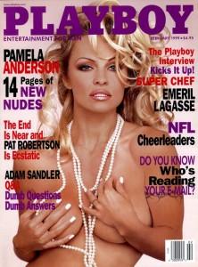 Pamela Anderson: Bënim seks të çmendur në villën e Playboy