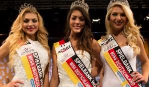 Shqiptarja shpallet 'Miss Gjermania'