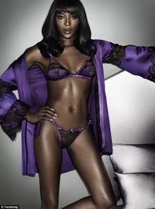 Naomi Campbell ju le pa frymë