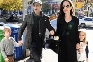 Ja si janë rritur binjakët e Angelina Jolie dhe Brad Pitt