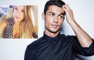 Cristiano Ronaldo me të dashur të re