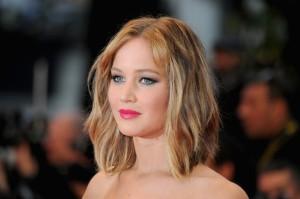 Jennifer Lawrence e vetmuar