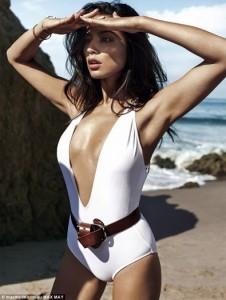 Jessica Gomes tregon trupin e saj të përsosur