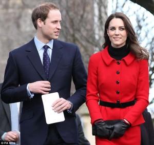 Kate Middleton dhe Princi William do të udhëtojnë në Indi pranverën e ardhshme