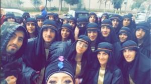 Klip me uniformat e ISIS, policia padit këngëtaren Ronela Hajati