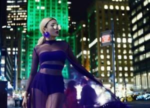 """Elvana Gjata me """"foto sesion"""" në rrugët e New Yorkut"""
