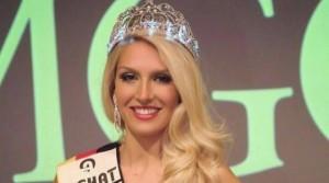 """Albijona Muharremaj përfaqëson Gjermaninë në """"Miss World 2015''"""