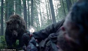 Leonardo DiCaprio në luftë me ariun në filmin e ri