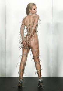 Edhe Paris Hilton pozon nudo