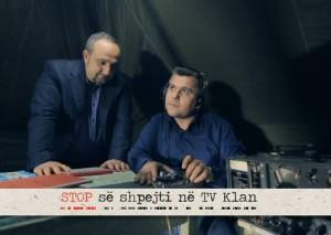 Saimiri dhe Genti fillojnë punë në TV Klan