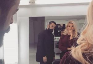 """Geti dhe Marina bashkë në emisioni """"Procesi Sportiv"""""""