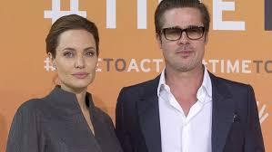 """Brad Pitt ja """"kap të pasmet """" Angelinës"""