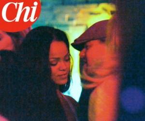 Kapet Rihanna dhe Di Caprio duke u puthur