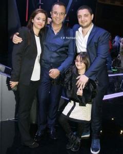 Ju prezantojmë me familjen e Ardit Gjebresë