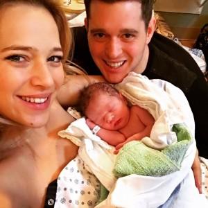 Luisana Lopilato dhe Michael Bublé bëhen prindër për herë të dytë
