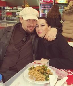 Andin Randobrava i dashuri i Leonora Poloskës