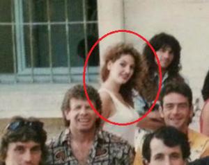Ja si dukej Bleona Qereti në vitet 90-ta