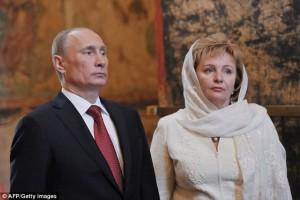 Martohet ish-gruaja e Vladimir Putin