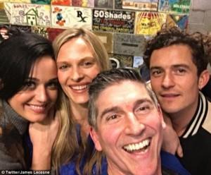 Katy Perry dhe Orlando Bloom sërish bashkë