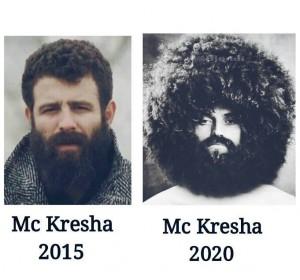 Ndryshimi drastik që do bëjë Mc Kresha në vitin 2020