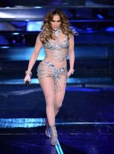 Jennifer Lopez tregon format e saj seksi