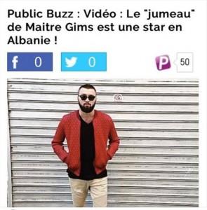 Majki vlerësohet lart për stilin nga mediat franceze