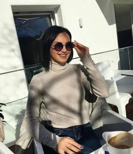 Samanta Karavello ndryshon look-un