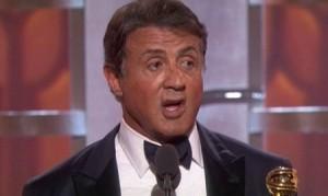 Sylvester Stallone përlotet në skenë për djalin e vdekur
