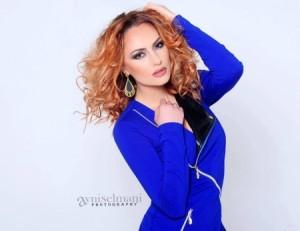 Eneda Tarifa realizon setin fotografik për Eurovision