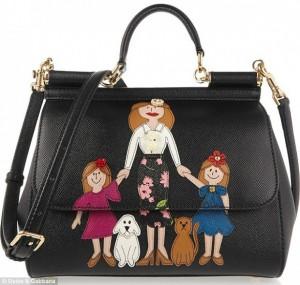 """""""Dolce & Gabbana"""" trondit boten e modës me dizenjot e r"""