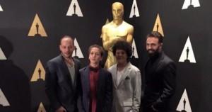 'Shok' shfaqet në Akademinë e Çmimeve 'Oscars'