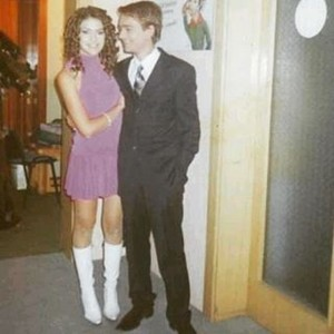 Foto e rrallë nga adoleshenca e Elvana Gjatës