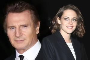 Liam Neeson në lidhje me Kristen Stewart?