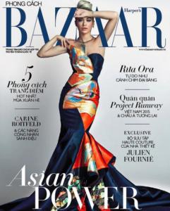 Rita Ora e mrekullushme edhe në stilin aziatik