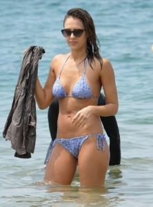 Jessica Alba për pushime në Maui të Havajit