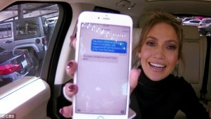I dërgon mesazhe flirtuese Leo DiCaprio-s nga telefoni i Jennifer Lopez-it