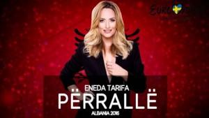 Eneda Tarifa sërish e ndryshon këngën e Eurosongut