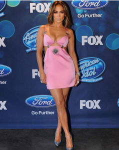 Jennifer Lopez në formë të përkryer