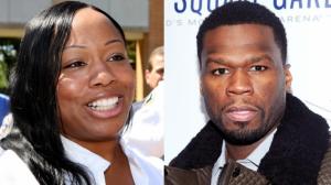 50 Cent marrëdhënie të tensionuara me nënën e djalit të parë