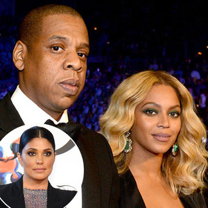 Is it that women with Jay Z and Beyonce has betrayed?