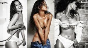 Rihanna provokuese në New Jersey