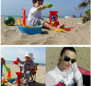 Amarda Toska nis pushimet me të birin, mungon Ermali