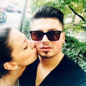 Dafina Rexhepi prezanton të dashurin e saj