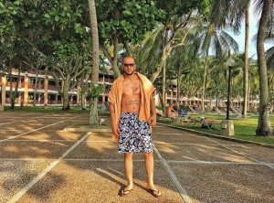 Gold Ag për pushime në Tailand