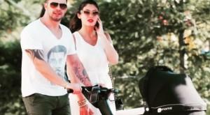 Nora dhe Roberti kalojnë të dielën bashkë në Gërmi