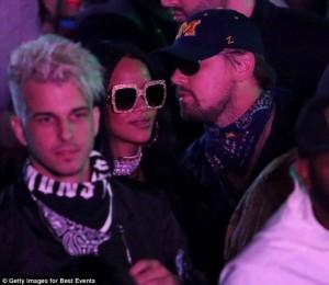 Leonardo DiCaprio dhe Rihanna përsëri bashk