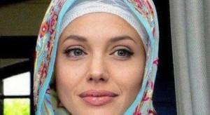Angelina Jolie, konvertohet në fenë Islame ?