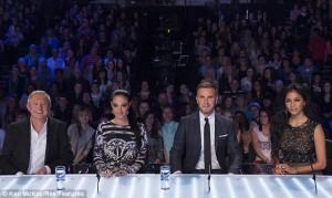 """Nicole Scherzinger zëvendëson Ritën në """"X Factor"""""""