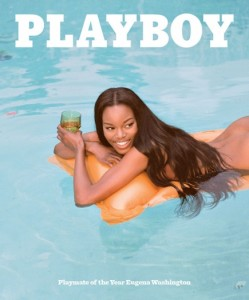 """Eugena Washington më seksi e """"Playboy""""-t për vitin 2016"""