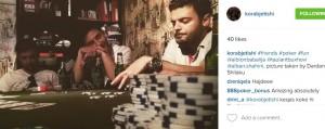 Korab Jetishi 'i dëshpëruar', ia nis të luajë poker!